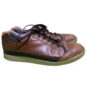 FootJoy Contour Casual Leather Golf Shoes Mens 11N